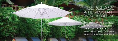wind resistant patio umbrellas fiberglass patio umbrellas ipatioumbrella com