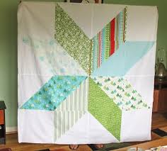 45 best Giant star quilts images on Pinterest | Giant star, Star ... & Giant Vintage Star Quilt by giddy99, via Flickr Adamdwight.com