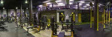 newtown gym