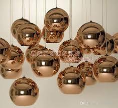 modern artistic tom dixon bronze copper shade gold silver regarding contemporary household modern bronze chandelier decor