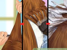 image titled apply highlight and lowlight foils to hair step 15