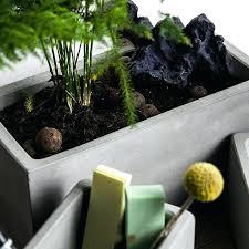 cement garden planters glamorous large