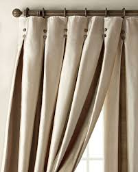 each 108 l inverted pleat curtain