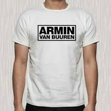 Jockey Men S T Shirts Size Chart Details About New Armin Van Buuren Famous Disk Jockey Logo Mens White T Shirt Size S To 3xl