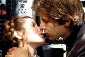 Star Wars- Princess Leia and Han Solo