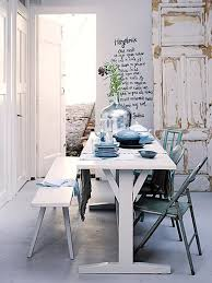 shabby-chic-dining room