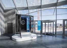 New Elevator Design Exhibit Elevator System Multi By Thyssenkrupp Elevator Ag