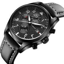 ochstin outdoor men quartz watch shipping everbuying ochstin outdoor working sub dial date display quartz watch genuine leather strap for men