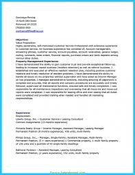 Best Assistant Property Manager Cover Letter Examples Property