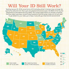 Real Is Your State Compliant Id Act With The
