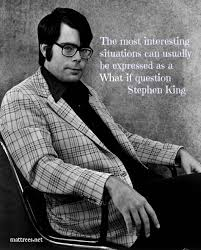 stephen king essay video sunday times books live nightmares in the  stephen king essay