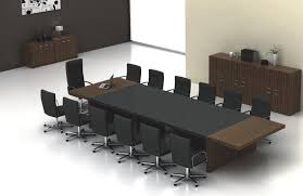 conference room design ideas office conference room. Office Furniture Conference Table | Chene Interiors Room Design Ideas