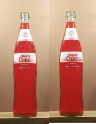 Coke Vending Machine Refund Extraordinary COCA COLA CHERRY COKE OLD VINTAGE ACL SODA 48 OZ OUNCE REFUND BOTTLE