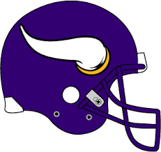 Minnesota Vikings Helmet - National Football League (NFL) - Chris ...