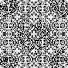 抽象的な花綺麗な模様グレーがいたずら書きベクトルの図背景