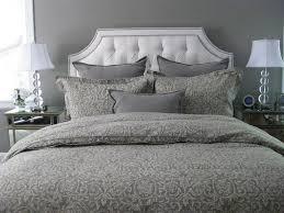 ethan allen upholstered bed