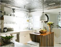 Tin Ceilings In Kitchens Trendyexaminer