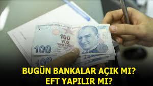 3 Ağustos bugün bankalar açık mı, tatil mi ? Bugün EFT yapılır mı? -  Haberler Milliyet