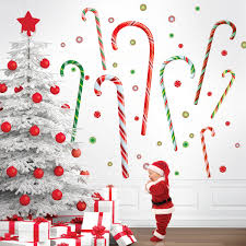 Christmas Decorations For The Wall Christmas Wall Decor Wall Decals 2017