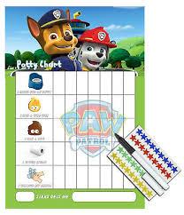 Potty Training Chart Printable Paw Patrol Potty Training Chart Paw Patrol Www Bedowntowndaytona Com
