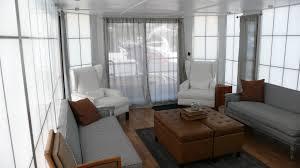 House Boat Interiors Houseboat Small Interior Design Boathouse Interiors