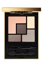 yves saint lau 5 color couture palette