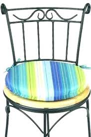 bistro seat cushions round outdoor chair cushions bistro modern cushion covers with plan bistro chair
