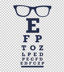 Glasses Logo Eye Chart Font Eye Chart Png Clipart Free