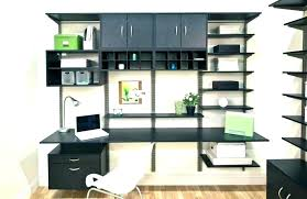 office shelving ideas. Modren Shelving Home Office Shelving Ideas New Workspace In Her Apartment Bedroom Units  Wall I