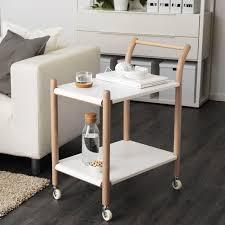 Ikea PS 2017 Side Table Castors