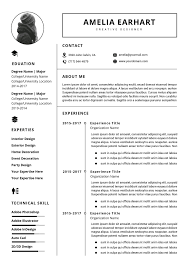 Functional Cv Template Professional Resume Download Templates For