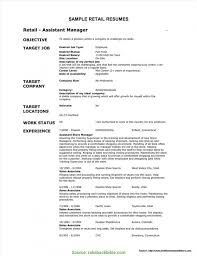 Special Retail Jobs Resume Format Resume Format For Retail Jobs