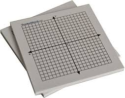 Sticky Note Mini Graph Pads 5 Count Graph Paper Sticky