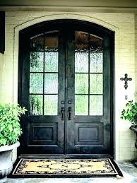 fiberglass exterior double doors exterior double doors for shed free shed plans to help you build
