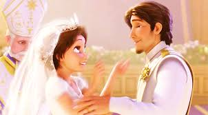 19 reasons rapunzel and flynn rider are the best disney couple Rapunzel Wedding Kiss Games it's safe to rapunzel and flynn eugene had the loveliest wedding, despite the maximus pascal ring hiccup Rapunzel and Hiccup Kiss