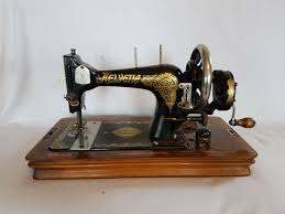 Helvetia Sewing Machine History