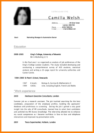 undergraduate student cv .Awesome-Collection-of-Undergraduate-Student-Resume -Sample-On-Download-Proposal-.jpg