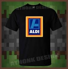 Details About New Aldi Supermarket Grocery T Shirt Aldi Markt Food Store T Shirt