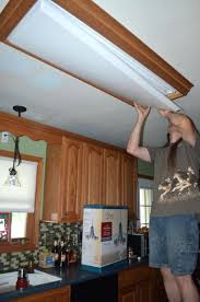 replace fluorescent light fixture fluorescent lights innovative replacing a fluorescent light small kitchens with replace fluorescent