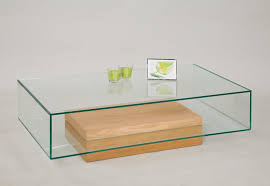all glass coffee table extraordinary