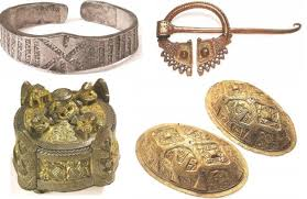 beautiful ancient viking jewelry made by skilled craftsmen ancient pages