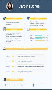 Infographic Resume Templates Best of Simple Infographic Resume Free Simple Infographic Resume Templates