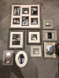 frames for wall collage next home asda