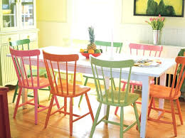 bright coloured furniture. dining chair bright house room furniture coloured table and chairs