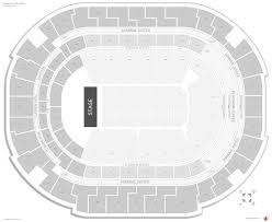 Aac Seating Chart With Seat Numbers American Airlines Center Concert Seating Guide