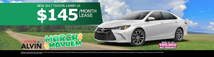 2017 Toyota Camry in Alvin | Toyota of Alvin