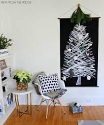 Image Result For Ikea Christmas Tree Fabric  Ikea Ideas Christmas Trees That Hang On The Wall