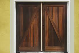 Torrefied Poplar Double Door Entry Unit | Heritage Millwork Inc ...
