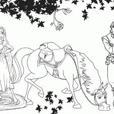 Small Picture Rapunzel Coloring Pages To And Print For adult