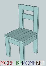 simple wooden chair. Day 4 - Build A Simple Chair With 2x4s Wooden